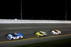 Spencer Gallagher, GMS Racing, Chevrolet; Scott Lagasse Jr. Toyota; Kaz Grala, GMS Racing, Chevrolet