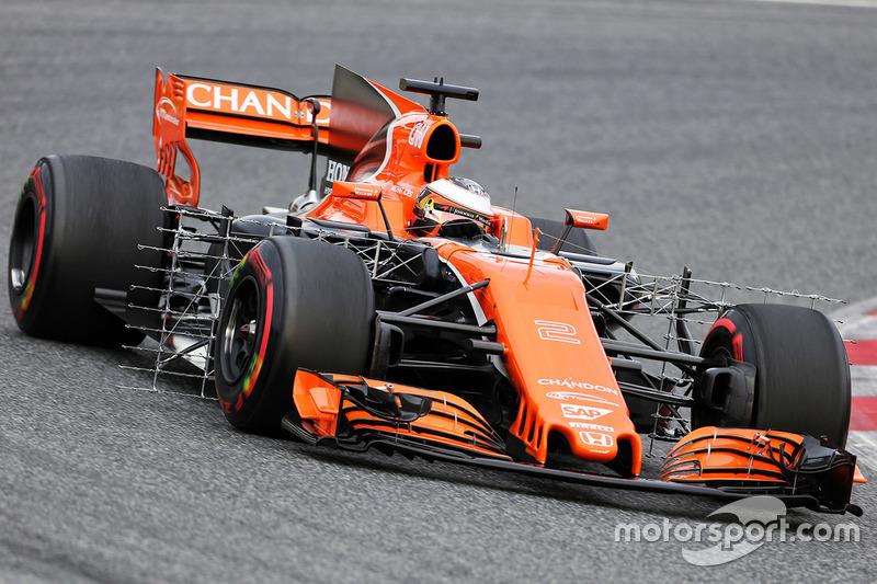 3e : McLaren MCL32