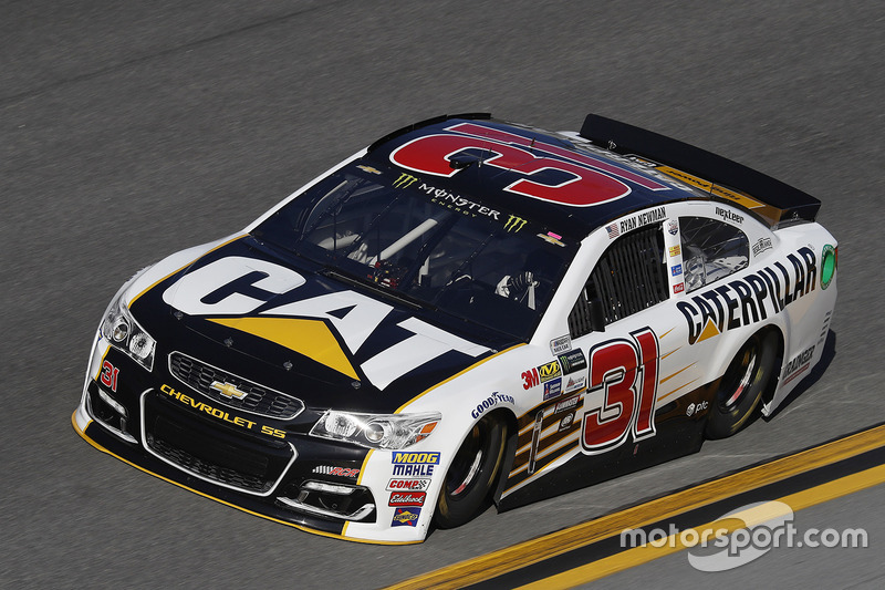 #31: Ryan Newman, Richard Childress Racing, Chevrolet