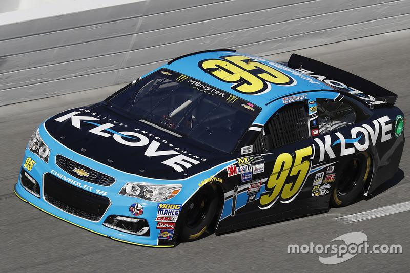 15. Michael McDowell, Leavine Family Racing, Chevrolet