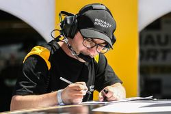 Renault Sport Torino engineer Carlos Caunedo