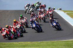 Michael van der Mark, Pata Yamaha, Alex Lowes, Pata Yamaha