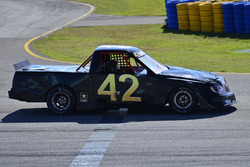 #42 Southern Pro Am Truck Series GMC driven by Victor Leo