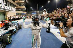 بطل العالم للفورمولا 1 لموسم 2016 نيكو روزبرغ، مرسيدس