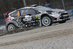 Симоне ди Мартини и Лючио Баджио, Ford Fiesta RS WRC