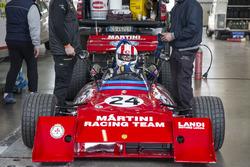Tecno F1 123/3 von 1972 von Derek Bell