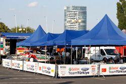 Murat Bostancı, Onur Vatansever, Ford Fiesta R2, Castrol Ford Team Türkiye