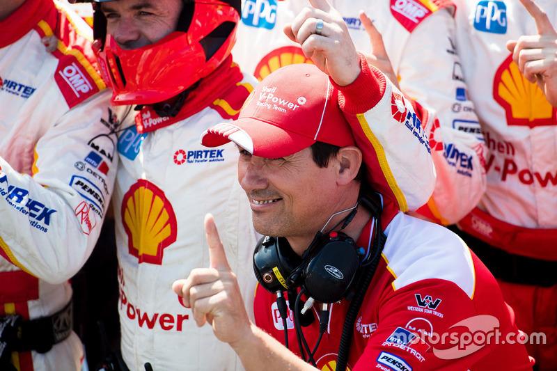 Ludo Lacroix, Team Penske, Ford