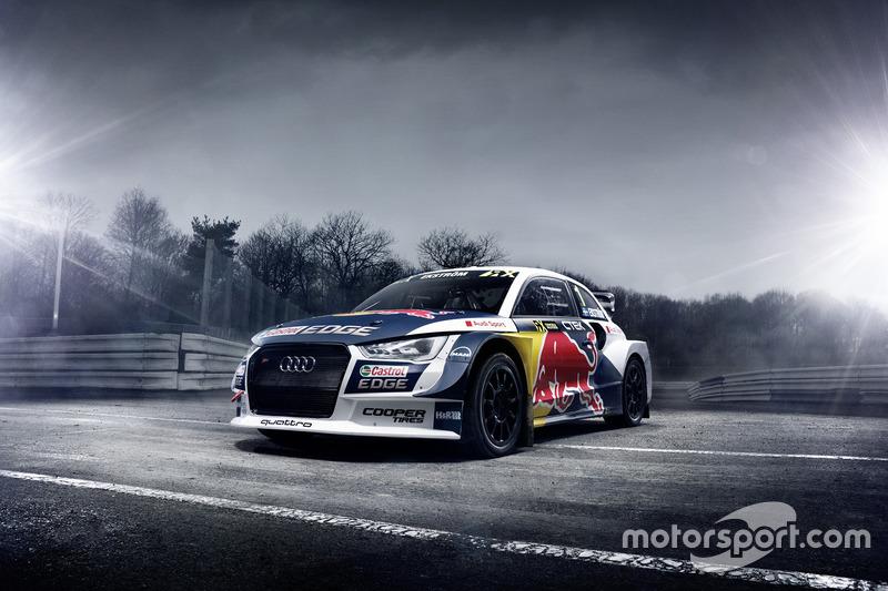 Audi S1 EKS RX quattro Маттиаса Экстрёма