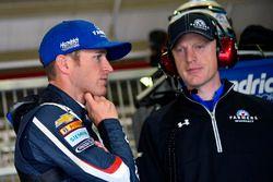 Kasey Kahne, Hendrick Motorsports Chevrolet and Keith Rodden