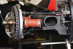 Vue détaillée des freins : TDS Racing Oreca 07 Gibson
