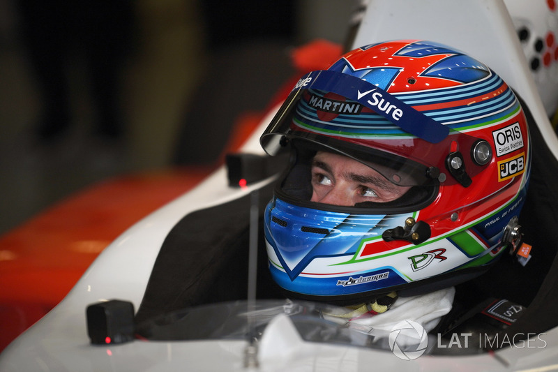 Paul di Resta, F1 Experiences 2-Seater Driver
