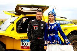 Вей Хан, Geely Auto Cooper Tires Team