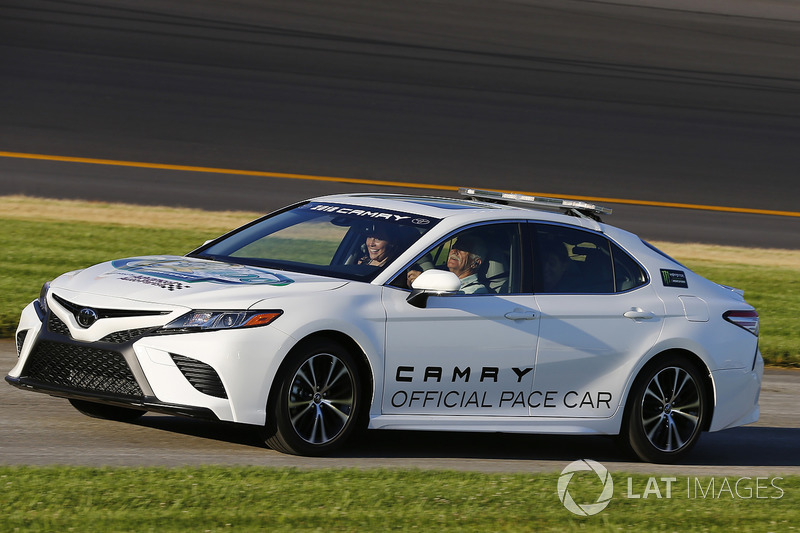 2018 Toyota Camry Pace Car