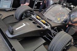 Тестовый автомобиль Roborace