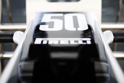 Haas F1 Team burun, Antonio Giovinazzi