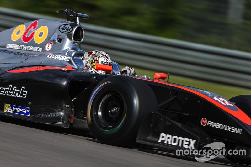 Ю Канамару, RP Motorsport