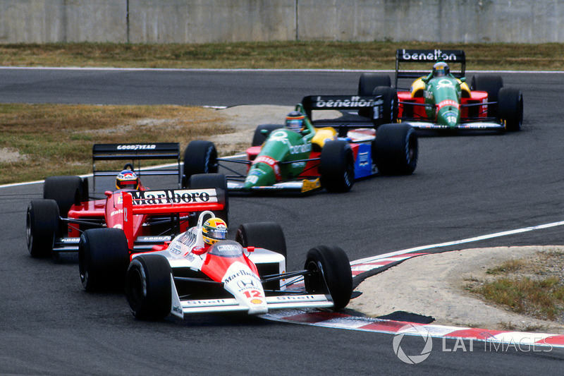 14 - GP do Japão, 1988, Suzuka