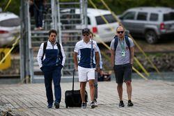 Felipe Massa, Williams et son frère Dudu Massa