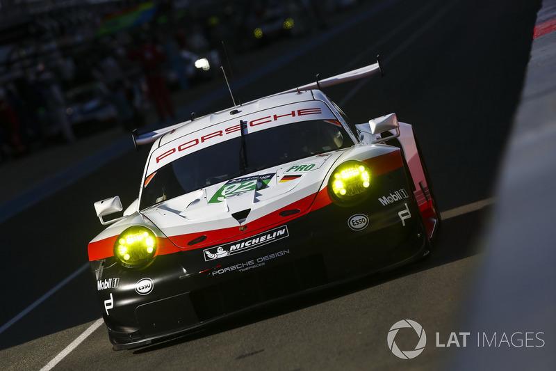 LMGTE-Pro: #92 Porsche Team, Porsche 911 RSR
