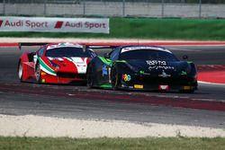 Ferrari 458-GT3 #79: La Mazza-Magli, Easy Race