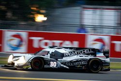 #30 Extreme Speed Motorsports, Ligier JS P2 Nissan: Scott Sharp, Ed Brown, Johannes van Overbeek