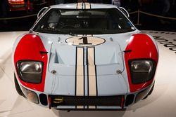 Le Mans 1966 tweede plaats Ken Miles, Denis Hulme, Ford GT 40