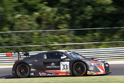#33 Belgian Audi Club Team WRT, Audi R8 LMS: Enzo Ide, Christopher Mies
