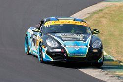 #31 Bodymotion Racing Porsche Cayman: Jason Rabe, Devin Jones