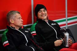 #83 AF Corse, Ferrari 458 Italia: Francois Perrodo, Emmanuel Collard