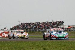Matias Jalaf, CAR Racing Torino, Sergio Alaux, Coiro Dole Racing Chevrolet