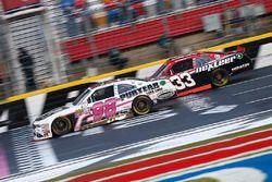 Jeb Burton, Ford, Brandon Jones, Richard Childress Racing Chevrolet
