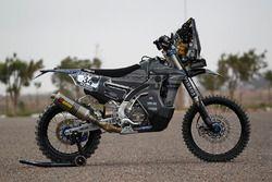 Yamaha WR450F Rally