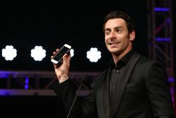 Champion Simon Pagenaud, Team Penske Chevrolet