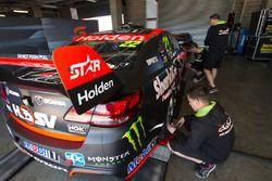 James Courtney y Jack Perkins, Holden Racing Team