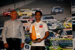 3. in der Rookie-Wertrung: Mike Beckhusen, Lubner Motorsport, Opel Astra TCR