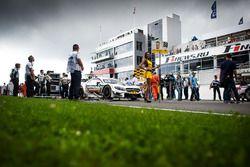 Grid girl of Robert Wickens, Mercedes-AMG Team HWA, Mercedes-AMG C63 DTM