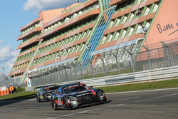 #30 HTP Motorsport, Mercedes-AMG GT3: Maximilian Buhk, Christian Vietoris, Thomas Jäger, Dominik Ba