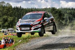 Tom Cave, Craig Parry, Ford Fiesta