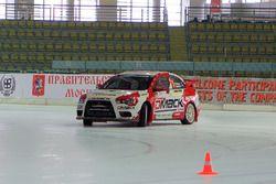 Евгений Новиков и Михаил Лепехов, Mitsubishi Lancer EVO X