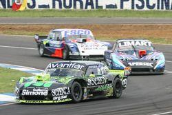 Mauro Giallombardo, Stopcar Maquin Parts Racing Ford, Esteban Gini, Nero53 Racing Torino, Jose Savin