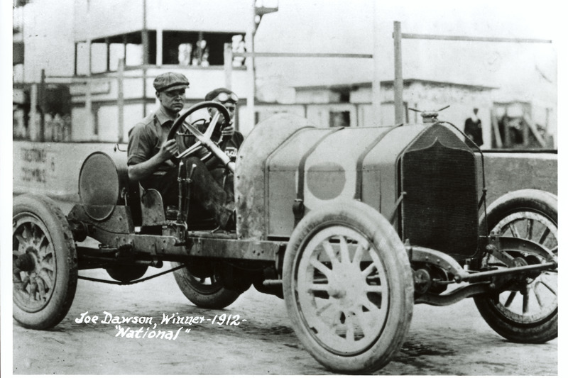 #2 Joe Dawson 1912