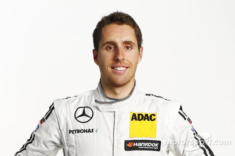 Teamwechsel: Daniel Juncadella (Mercedes)