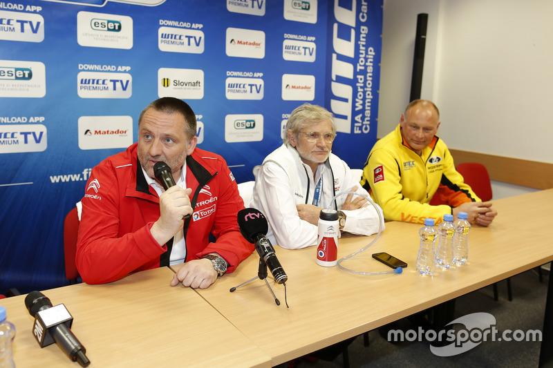 Yves Matton, Citroen Racing Direktörü