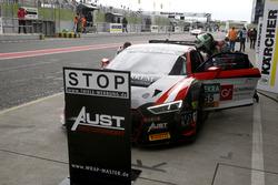 #55 Aust Motorsport, Audi R8 LMS: Xavier Maassen, Lukas Schreier