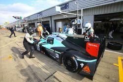 #23 Panis Barthez Competition Ligier JS P2 Nissan : Fabien Barthez, Timothé Buret, Paul-Loup Chatin