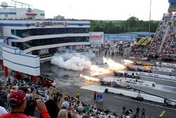 Jet dragster action