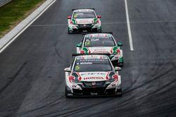 MAC3-Qualifying: Norbert Michelisz, Honda Racing Team JAS, Honda Civic WTCC