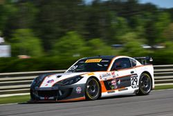 #29 Performance Motorsports Group, Ginetta GT4: Harry Gottsacker
