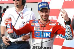 Le second Andrea Dovizioso, Ducati Team